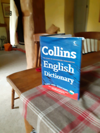 Collins english dictionary and fact finder