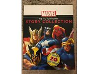 Marvel hero story collection