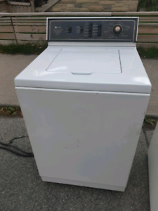 Maytag washer and whirlpool dryer