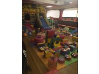 Soft play hire Leicestershire