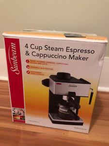 Sold PPU - Sunbeam Espresso Maker for sale!