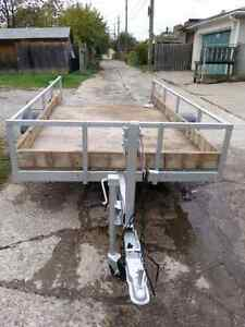 2 Utility trailers for sale