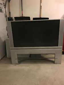 TV & STAND FOR SALE!