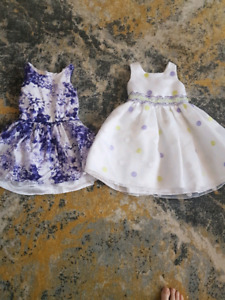 Two 4t dresses