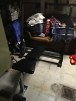 Olympic Weight bench