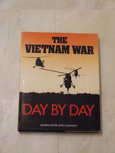 John S. Bowman: The Vietnam War -- Day By Day