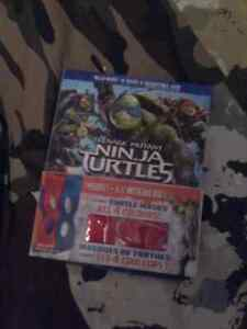 TMNT out of the shadows ~ bluray Peterborough Peterborough Area image 1