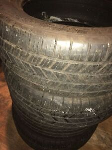 Goodyear Eagle LS2 P275/55R20 M+ S set