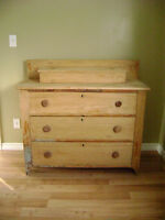 BEAUTIFUL Antique Dresser / RARE Trunk / STUNNING Desk & MORE!
