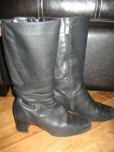 Black Winter Boots by Blondo, Size 7.5, Price $15
