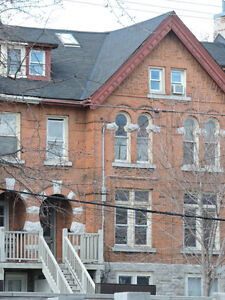Share a house downtown with a cool, mature student - June $775