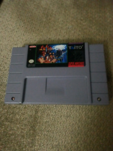 SNES Lufia and the Fortress of Doom