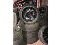 "20"" Mercedes g wagon sprinter alloy wheels alloys rims tyre tyres 5x130"