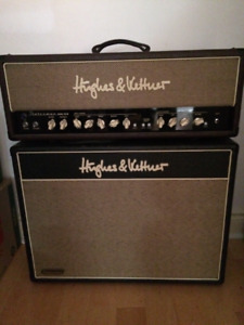 50 watt tube head and cab
