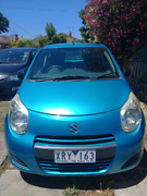 Suzuki Alto 2010 GLX manual Thomastown Whittlesea Area Preview