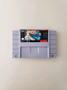 Star Fox for Super Nintendo