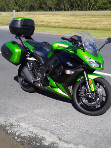 Kawasaki Ninja 1000 Abs 2012,     9500KM