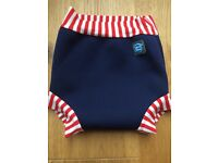 *SPLASH ABOUT* swim nappy size LARGE