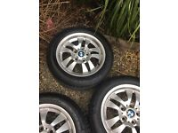 BMW Alloy Wheels 16 inch