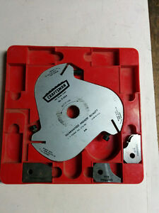 Craftsman moulding head 9.3214 for table or radial saw Kitchener / Waterloo Kitchener Area image 1