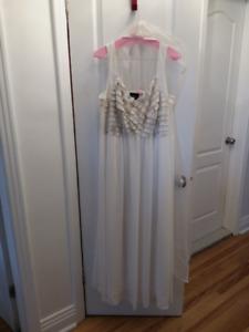 Robe de bal, robe longue, 14 ans, robe de soirée, de mariage