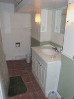 Renovated all inclusive bachelor for rent