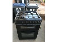 LOGIK GAS COOKER freestanding, almost as new condition