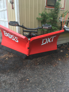 New and used Snowplows