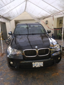 2013 BMW X5 35i M-PKG 7 seater black, more pictures to follow.