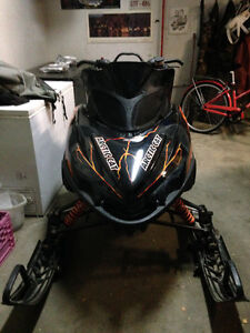 Arctic Cat M7 163