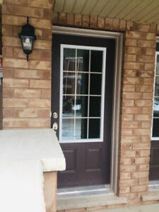 Executive 4+1 Bed, 2.5 Washroom Brand New Townhouse