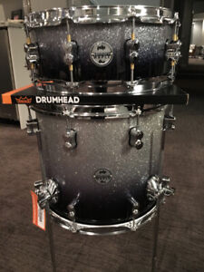 PDP by DW Concept Maple Snare Drum & Floor Tom.......NEW !!