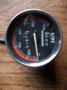 Honda atv  Original Speedometer