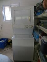 Maytag combo washer and dryer