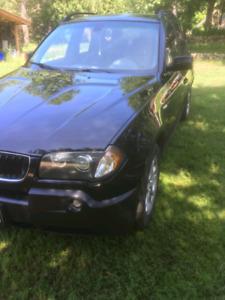 2004 X3 BMW
