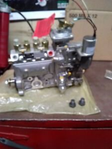 pompe injection diesel