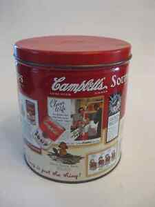 CAMPBELL'S SOUPS COLLECTOR'S TIN BOX Kitchener / Waterloo Kitchener Area image 1