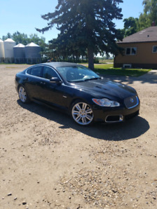 Jaguar XFR 510hp