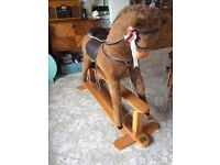 Mamas and Papas Rocking Horse in nearly new condition