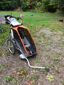 Chariot Cougar 1 Stroller and Bike Hitch Peterborough Peterborough Area image 3