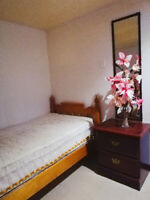 Brand new renovated 2 bed room with 1 personal washroom apartmen