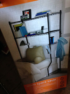over the bed storage organization