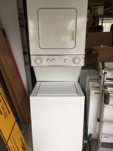 """24"""" Whirlpool Stackable Washer Dryer Combo ! ! !"""