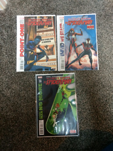 Ultimate Spider-Man Lot #16.1, 17 and 28