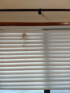 New!  wood Venetian blinds