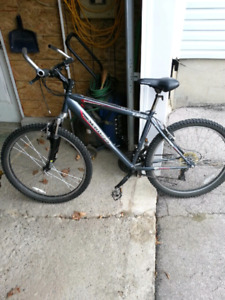 21 speed schwinn mountain bike