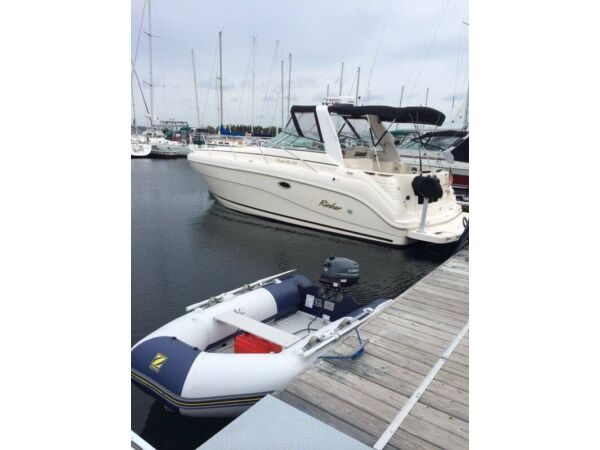Used 2001 Rinker Boat Co 310 fiesta