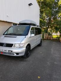 Mercedes Automatic Campervan