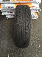 4 Toyo Spectrum all season tires with rims 185/70/14