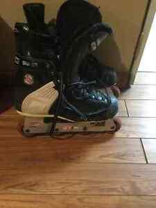 CCM Roller Blades - Size 11 (skate size)
